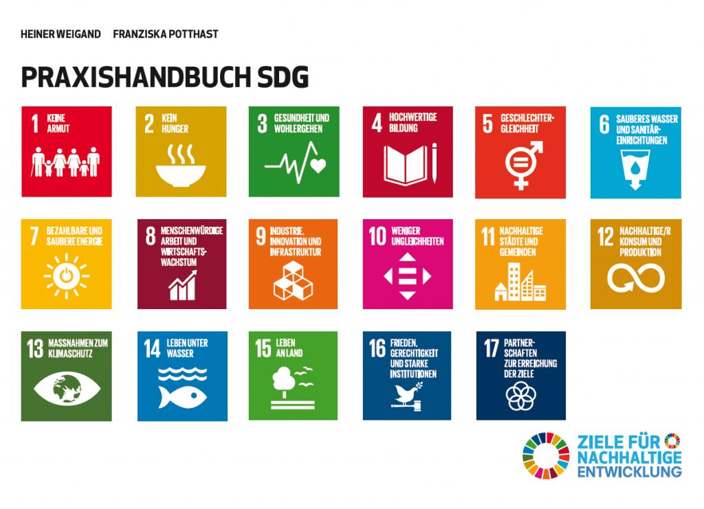 karmacom Nachhaltigkeit Sustainability SDG Praxishandbuch eBook